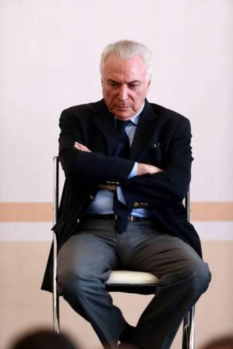 Suspeito: sigilo bancário do presidente Temer é quebrado