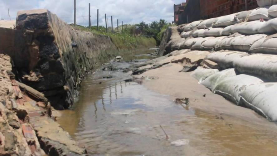 Contaminação: praias de Paulista sao consideradas péssimas para o banho de mar