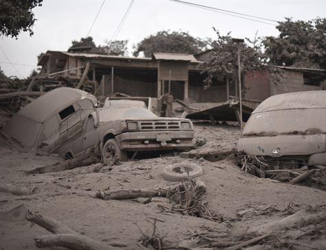 Erupção de vulcão na Guatemala deixa 75 mortos