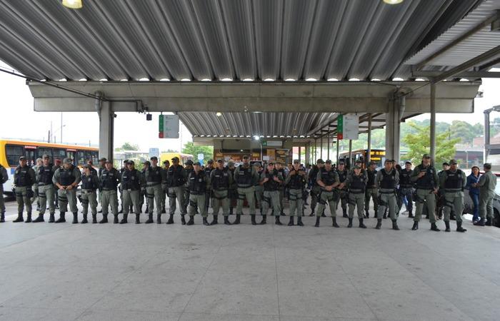 Terminal Pelópidas Silveira recebe a Operação T.I. Seguro