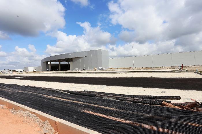 Recife Outlet será inaugurado em março e vai gerar 2 mil empregos