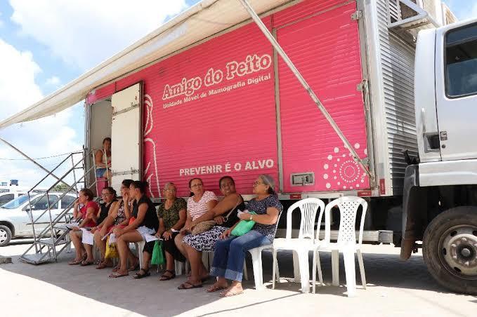 Paulista oferta exames de detecção de câncer de mama nesta sexta