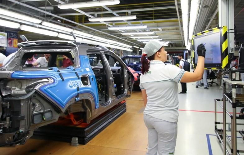 Duas novas fábricas começarão a operar para o Polo da Jeep em Goiana