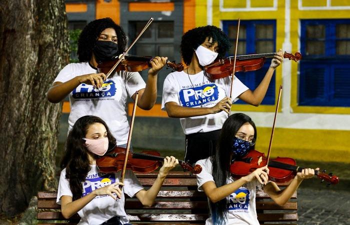 Movimento Pró-Criança abre 225 vagas para cursos gratuitos no Recife