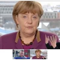 Bundeskanzlerin Merkel eröffnet erstmals die @gamescom