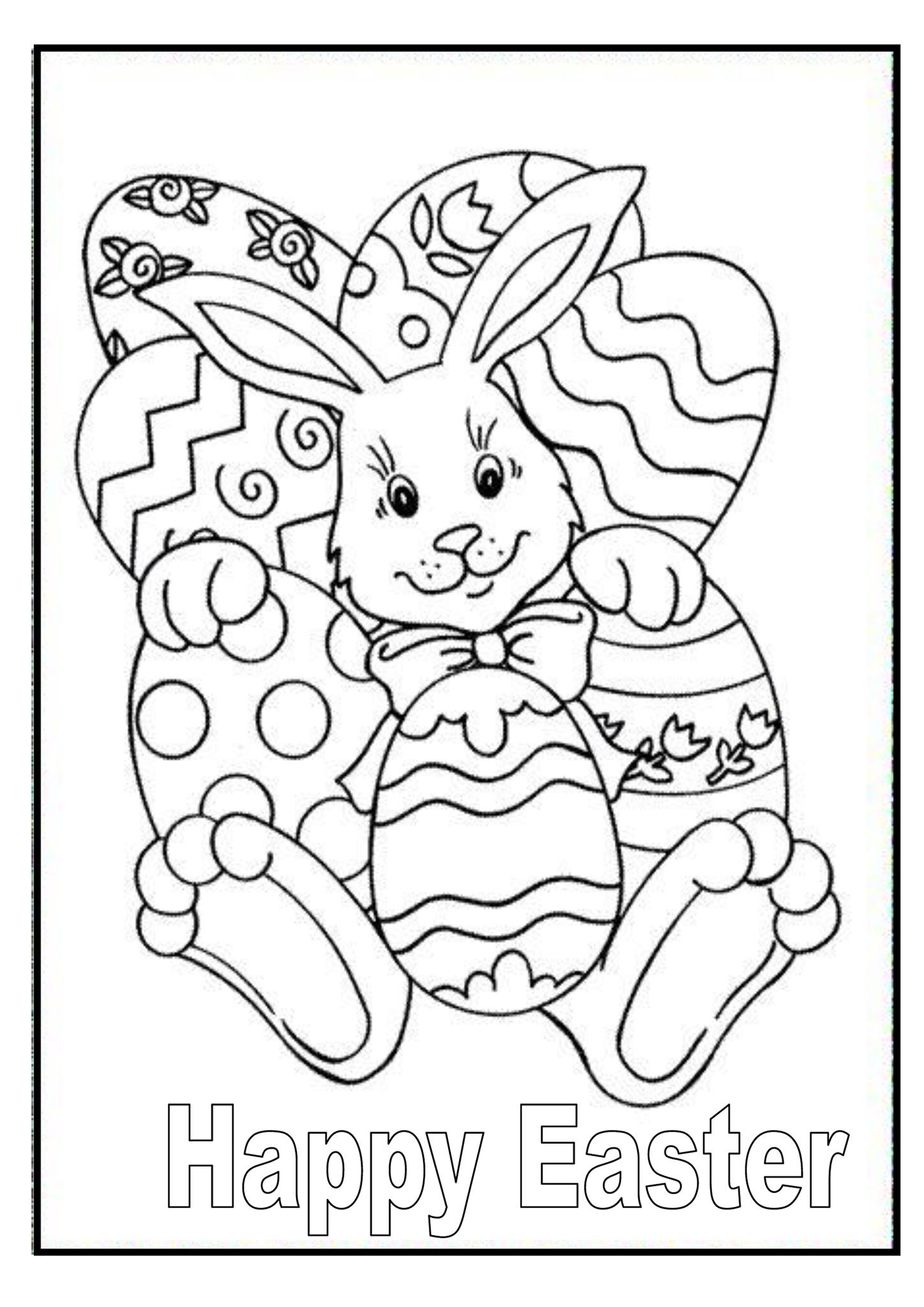 3 Day Easter Camp & Easter Colouring Competition