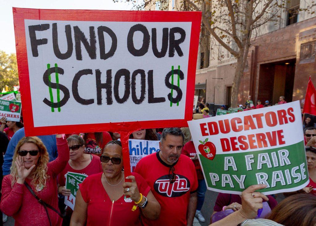 lausd-teacher-strike