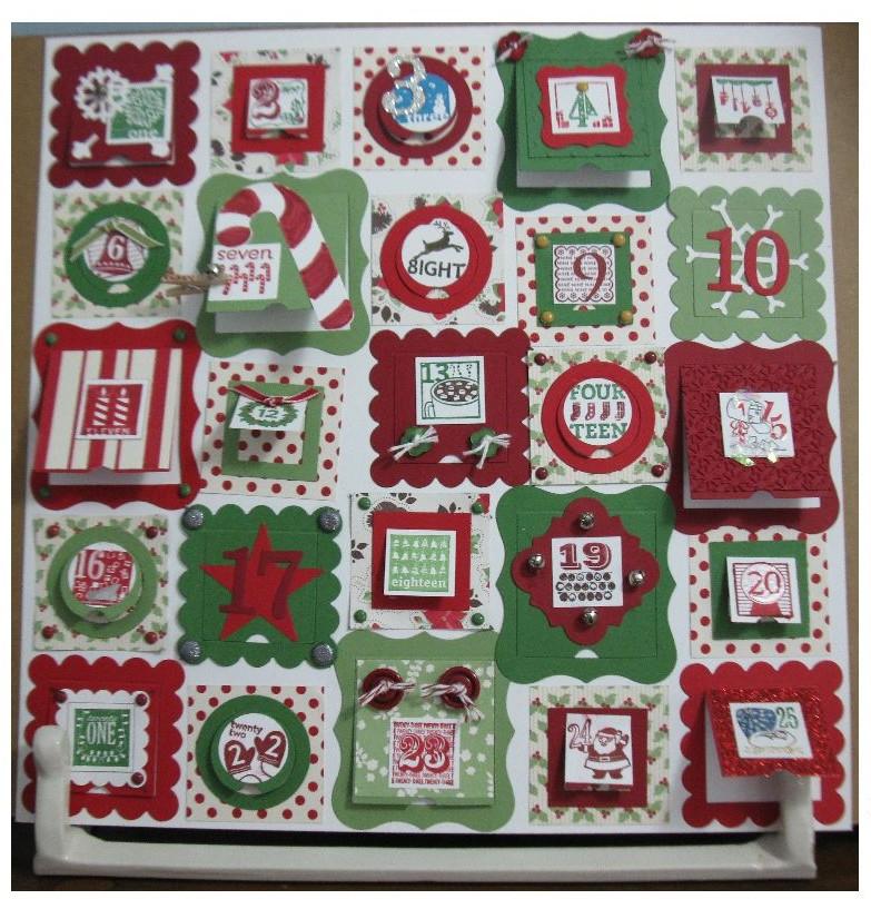 Advent Calendar 2011-001