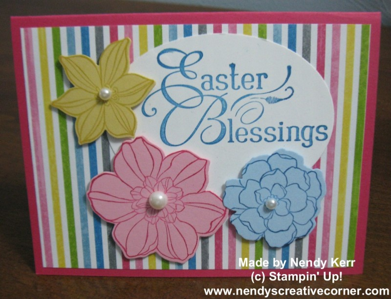 Easter Blessings, Secret Garden, Sunshine & Sprinkles DSP
