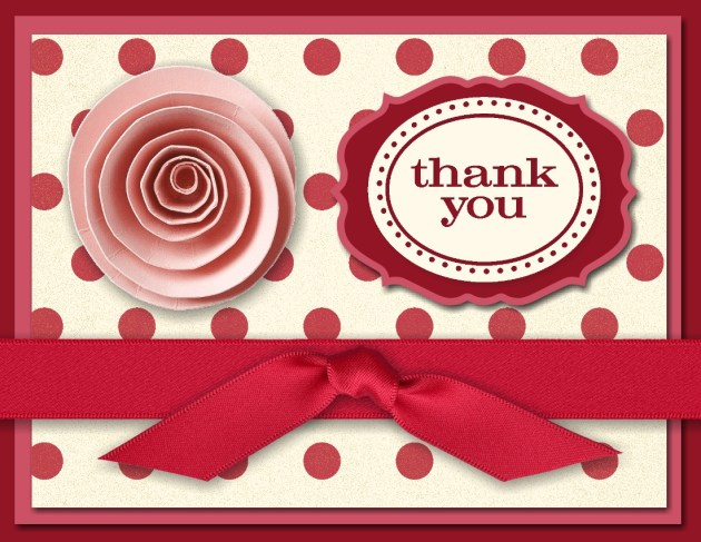 MDS February Thank You Card