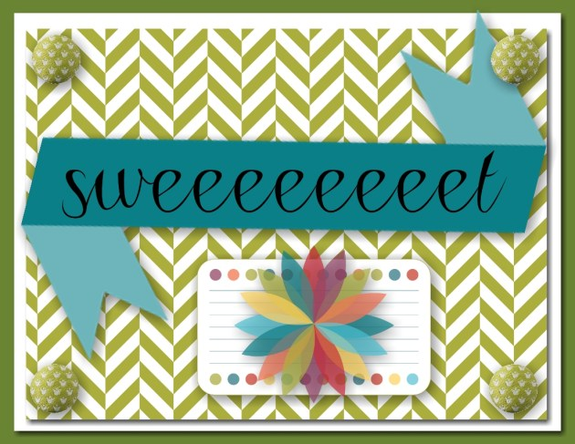 MDS Summer Smooches Card