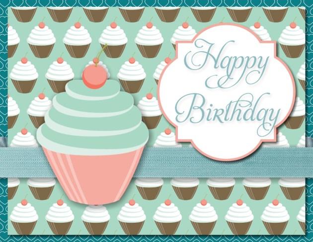 MDS Happy Birthday e-card
