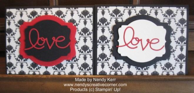 Love Wedding or Anniversary Card