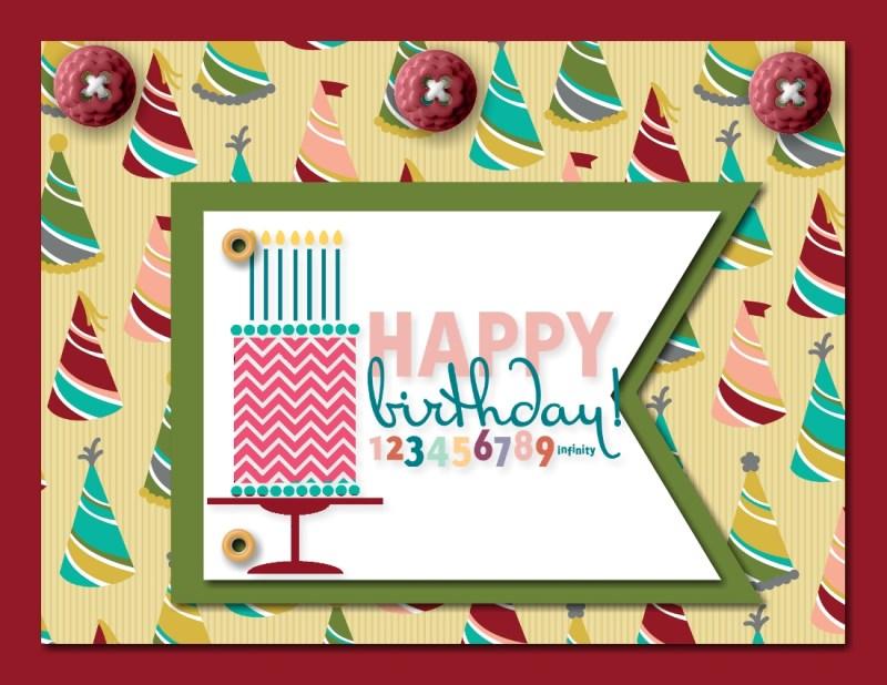 MDS Birthday Cake & Birthday Basics