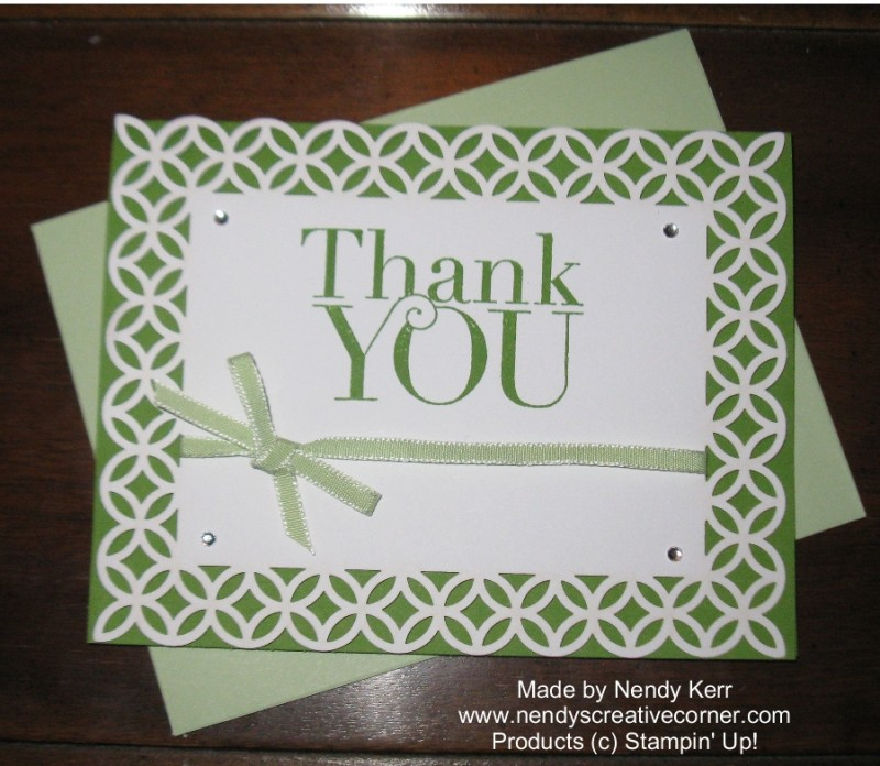 Fabulous Laser cut card