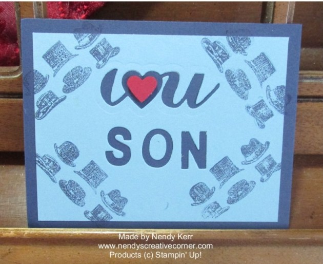 I {Heart} You Son