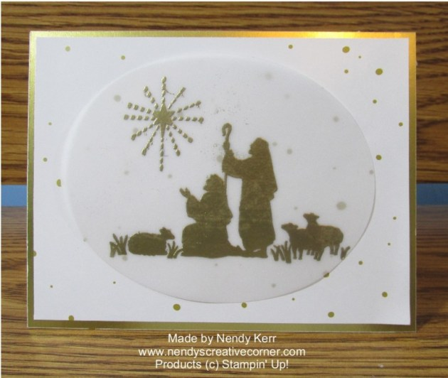 Every Blessing Christmas Card