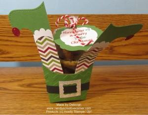 Elf Fry Box