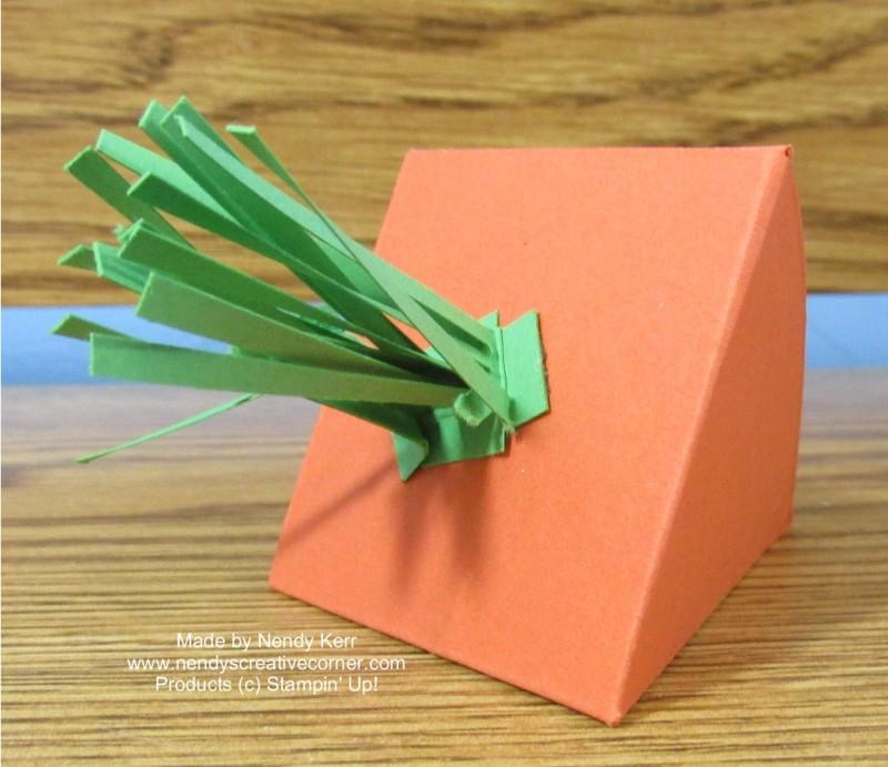 Pyramid Pals Carrot