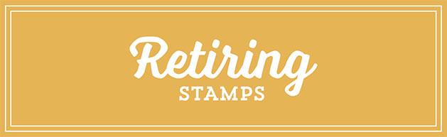 Stampin Up! Retiring Stamps