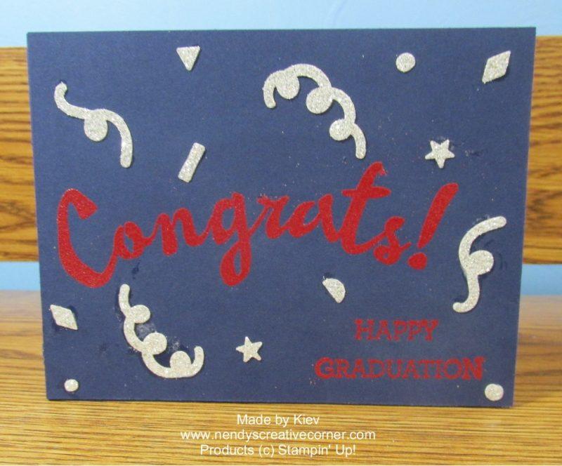Congrats Graduate card
