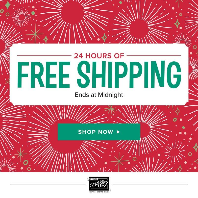 FREE Shipping December 11, 2017!