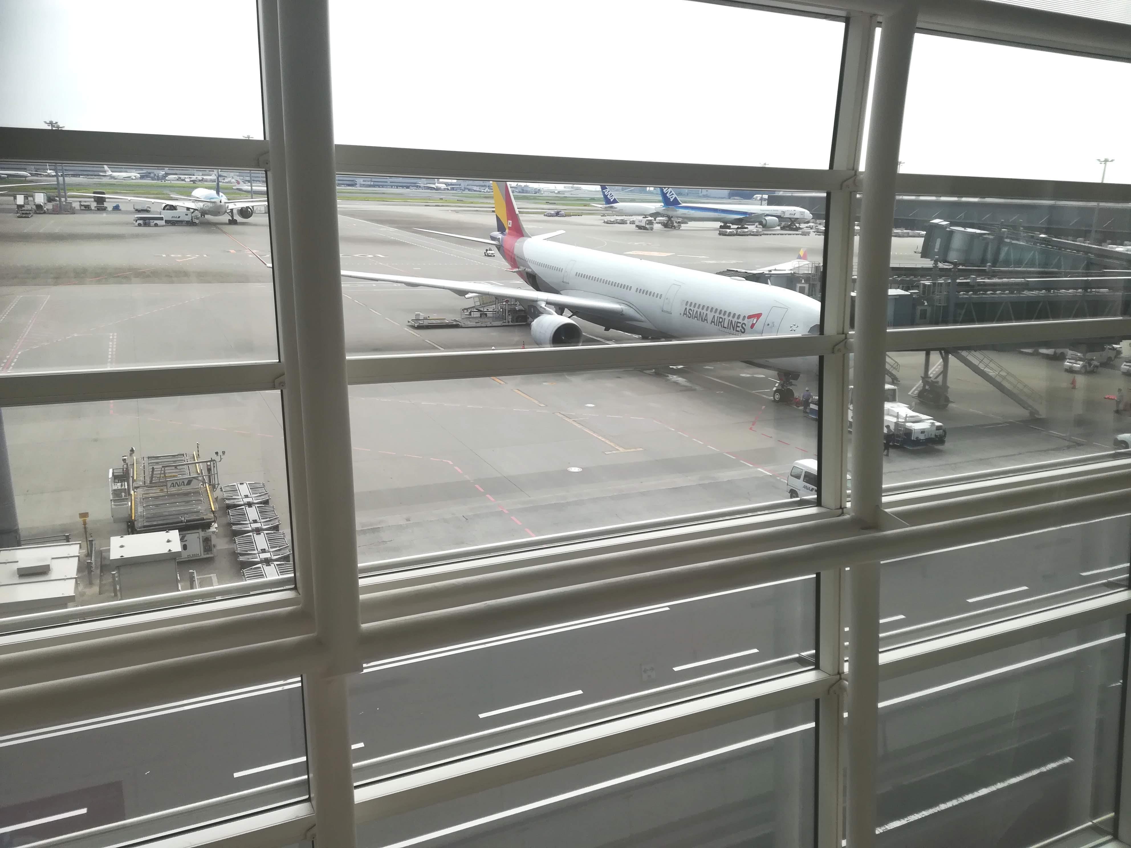 2泊3日で初めての韓国1 金浦空港から両替・移動編