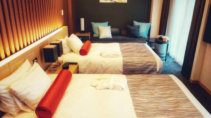 【ホテル】リーガロイヤル京都に宿泊!ラグジュアリーツインをレビュー