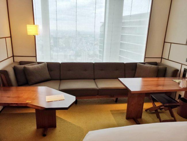 GOTOでアンダーズに東京タワービューに宿泊2ベッドと水回り編