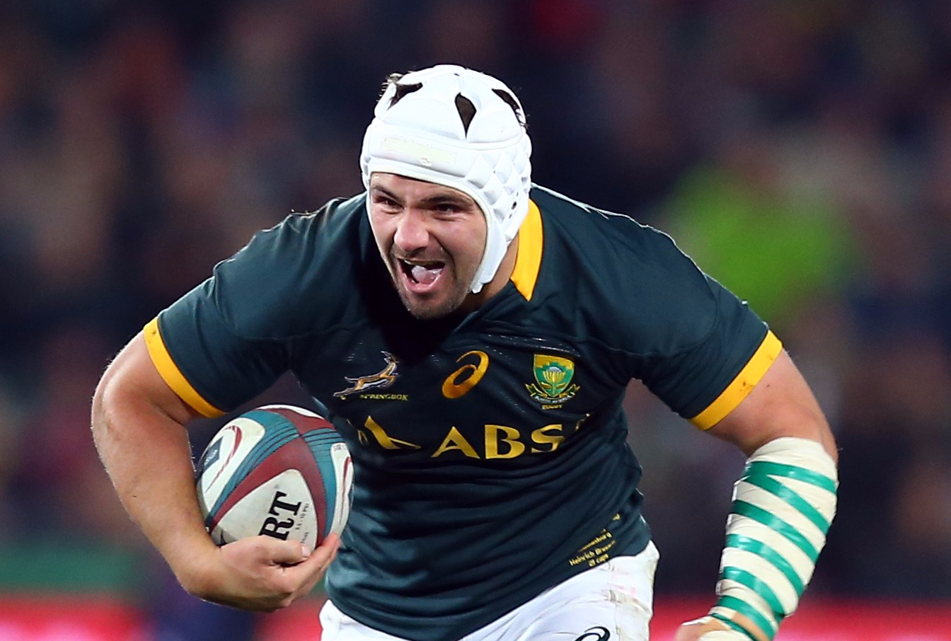 South Africa v New Zealand – The Rugby Championship