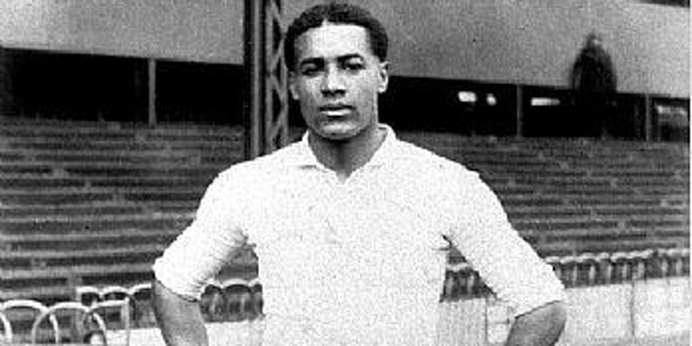 The amazing adventures of Walter Tull
