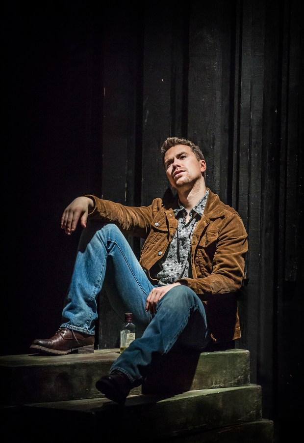 Richard Fleeshman as Gideon Fletcher
