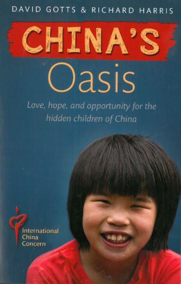 China's Oasis Book Cover