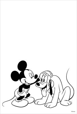 ディズニー イラスト 素材 フリー