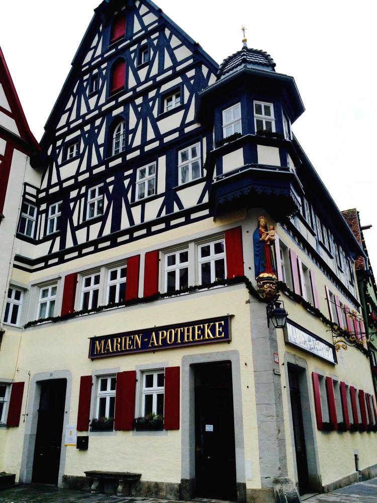 Rothenburg ob der Tauber, kota kecil nan cantik. (3/6)