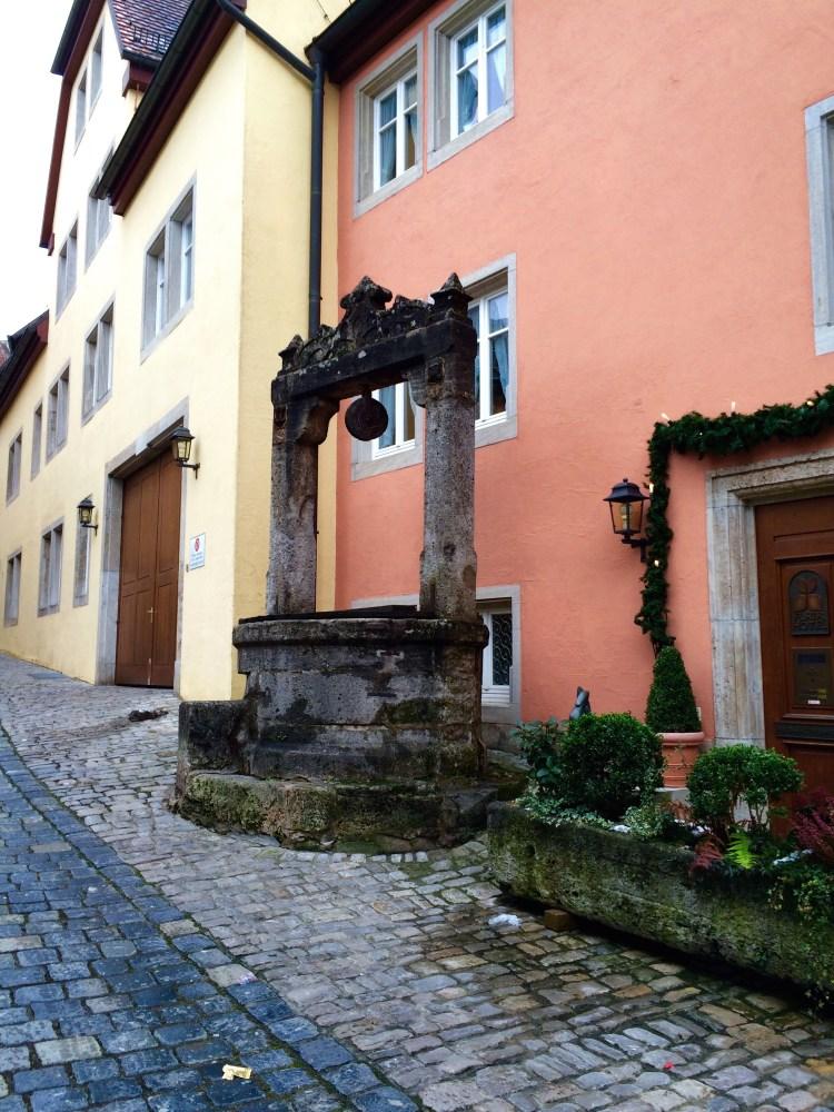 Rothenburg ob der Tauber, kota kecil nan cantik. (5/6)