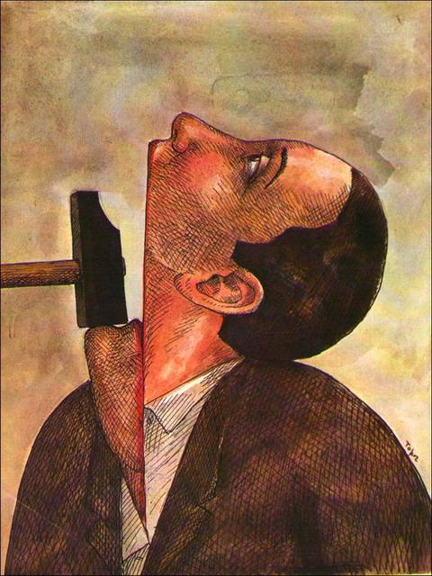 Oeuvre D'art Représentant La Liberté : oeuvre, d'art, représentant, liberté, Temps, Dissidents,, Chercheurs, Vérité, Projets, D'eva, R-sistons, L'intolérable