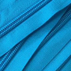Spiraalrits - niet deelbaar (op rol) | 5mm | aqua