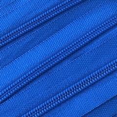 Spiraalrits - niet deelbaar (op rol) | 5mm | kobalt blauw