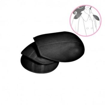 ANDERE | Afgeronde schoudervulling | Maat 2 - zwart (2st)