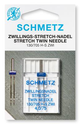 MACHINENAALD   Tweeling stretch 130/705 H-S ZWI (4,0/75 - 1st)