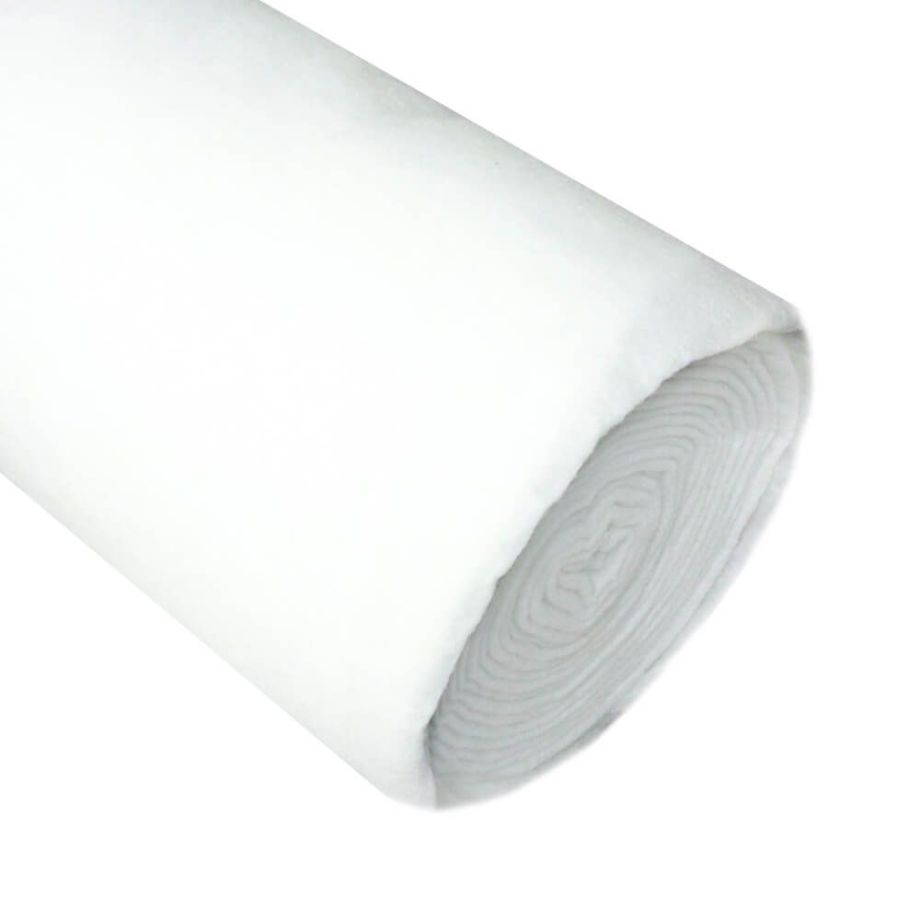Fiberfill 100g - 150cm   Wit
