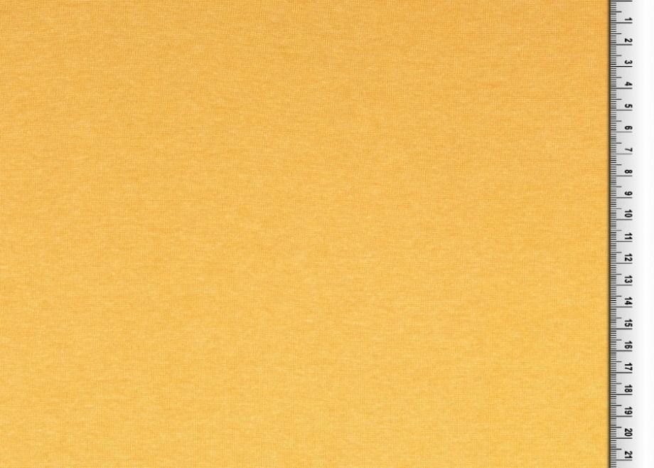 BOORDSTOF | Uni | Melange geel