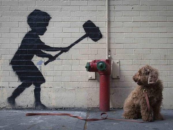 Banksy Balloon Girl Wallpaper 19 Inspiring Banksy Artworks That Are Famous Nenuno Creative