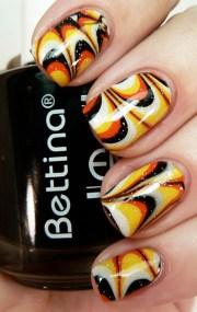 halloween nail art ideas - nenuno