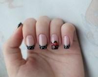 55 Bow Nail Art Ideas - nenuno creative