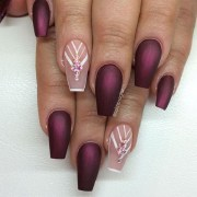 coffin nail art design - nenuno