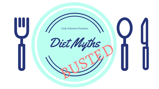 Diet Fads and Myths…BUSTED!