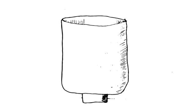 Forme tube
