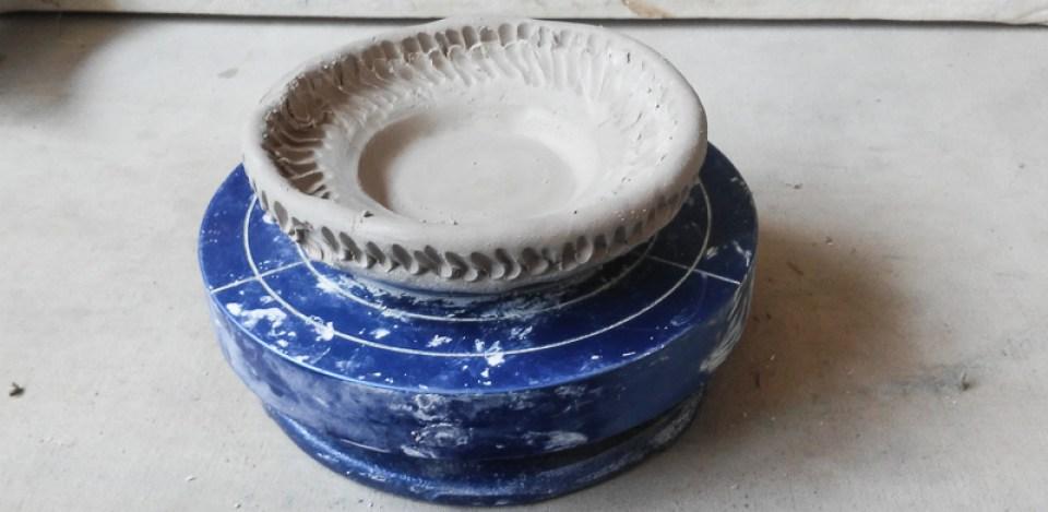 base de la poterie